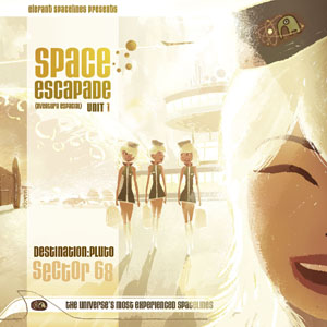 Space Escapade [Aventura Espacial] Unit 1 - Destination: Pluto Sector 68